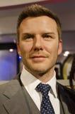 大卫Beckham 库存图片
