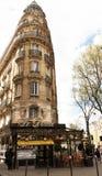 著名餐馆Le Dome,巴黎,法国 免版税库存图片