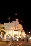 著名Jerrys熟食店在南迈阿密 免版税库存图片