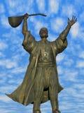 著名pir诗人苏丹土耳其 免版税库存照片