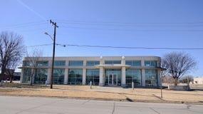 葛伦R Schoettle艺术教育中心,西部孟菲斯,阿肯色 库存图片