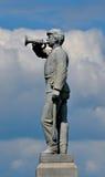 葛底斯堡全国军事公园- 134 免版税库存图片