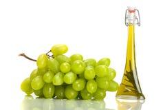 葡萄含油种子 库存图片