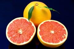 葡萄柚。 免版税图库摄影