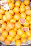 葡萄柚待售 库存图片