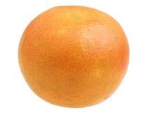 葡萄柚红色红宝石 库存照片