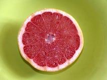 葡萄柚红色 免版税库存图片