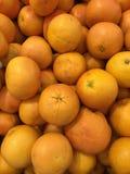葡萄柚背景,健康食物概念 免版税库存照片