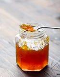 葡萄柚,橙色果酱,蜜饯 库存图片