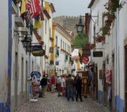 葡萄牙旅游业 库存照片