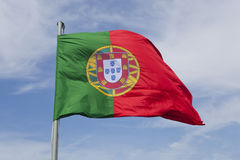 葡萄牙标志 免版税库存照片