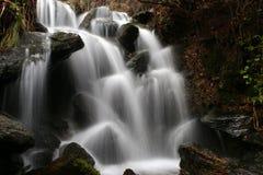葡萄牙瀑布 免版税图库摄影