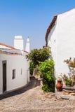 葡萄牙老村庄 库存图片