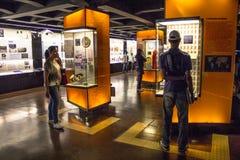 葡萄牙语言博物馆 免版税库存照片