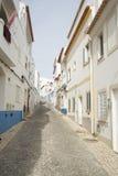 葡萄牙阿尔加威SALEMA老镇 图库摄影