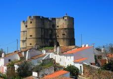 葡萄牙,阿连特茹地区,埃武拉, Evoramonte 免版税库存图片