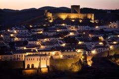 葡萄牙:Mertola 免版税库存照片