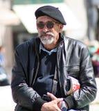 葡萄牙- `充分国家老人` 免版税库存图片