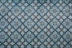 葡萄牙azulejos 库存图片