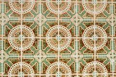 葡萄牙azulejos 库存照片