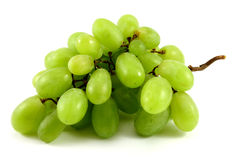 葡萄绿色 免版税库存照片