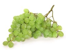葡萄绿色 库存照片