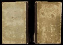 葡萄酒书的美好的盖子与花卉框架的您的文本的一个空白的标签 库存照片