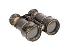 葡萄酒双筒望远镜 免版税库存照片