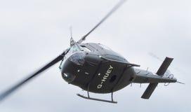 葡萄酒响铃'Huey'直升机 库存照片