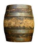 葡萄酒啤酒桶 免版税图库摄影