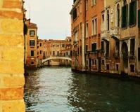 葡萄酒大厦在威尼斯,意大利 库存图片