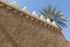 葡萄酒大厦在遗产阿拉伯人村庄 免版税图库摄影