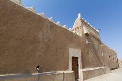 葡萄酒大厦在遗产阿拉伯人村庄 库存图片