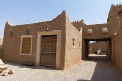 葡萄酒大厦在遗产阿拉伯人村庄 免版税库存照片