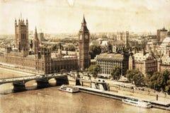葡萄酒威斯敏斯特,伦敦的样式图片 库存照片