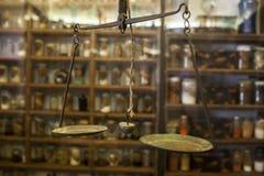 葡萄酒实验室 免版税库存图片