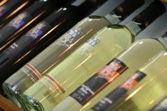葡萄酒市场 图库摄影