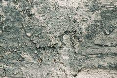 葡萄酒或自然水泥或石老纹理脏的空白背景作为减速火箭的模式墙壁 它是概念,概念性或 免版税库存图片