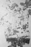 葡萄酒或自然水泥或石老纹理脏的白色背景  免版税库存图片