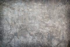 葡萄酒或自然水泥老纹理脏的灰色背景  免版税库存照片