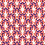 葡萄酒手拉的艺术装饰样式 免版税图库摄影