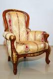 葡萄酒扶手椅子 库存图片