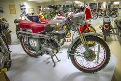 葡萄酒摩托车, 1955年maico体育 库存照片