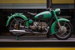 葡萄酒摩托车Zuendapp KS601 免版税库存照片