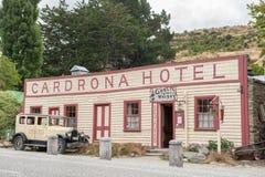 葡萄酒旅馆,南岛,新西兰 库存照片