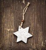 葡萄酒木星圣诞节装饰 图库摄影