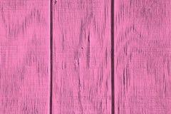 葡萄酒木背景和纹理与削皮油漆 免版税库存图片