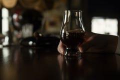 葡萄酒杯 库存照片