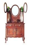 葡萄酒梳妆台 免版税库存照片