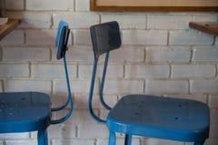 葡萄酒椅子 图库摄影
